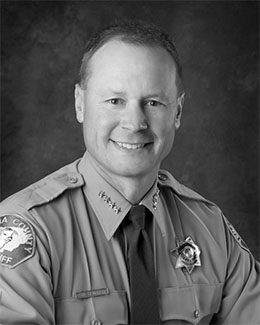 Sheriff-Coroner Dave Hencratt | Tehama County Sheriff's Office