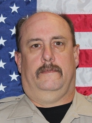 Reserve Deputy James Fernandez | Tehama County Sheriff's Office