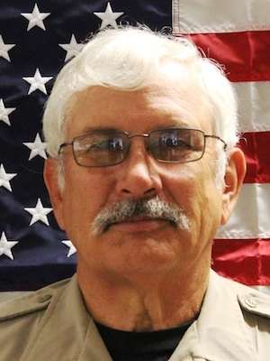 Reserve Deputy Walt Williams | Tehama County Sheriff's Office