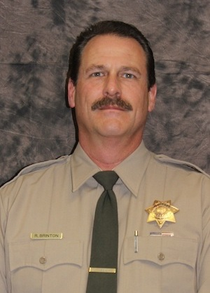 Sgt. Rob Brinton   Operations Division   Tehama County Sheriff's Office