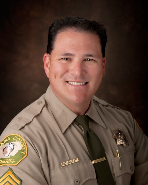 Sgt. Rod Daugherty | Administration | Tehama County Sheriff's Office