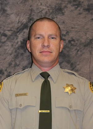 Sgt. Andy Houghtby | Operations Division | Tehama County Sheriff's Office