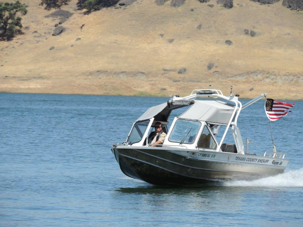 TCSO Boating Unit | Tehama County Sheriff's Office