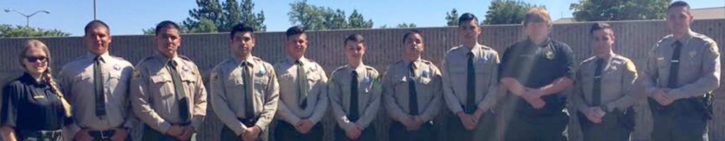 Explorer Post 120 | Administration | Tehama County Sheriff's Office