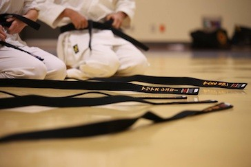 Martial Arts | PAL Programs | Tehama County Sheriff's Office