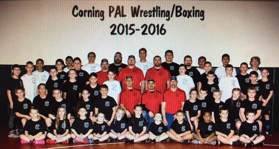 Wrestling | PAL Programs | Tehama County Sheriff's Office