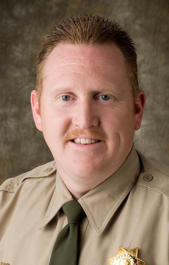Cpt. Dave Kain | Operations Division | Tehama County Sheriff's Office