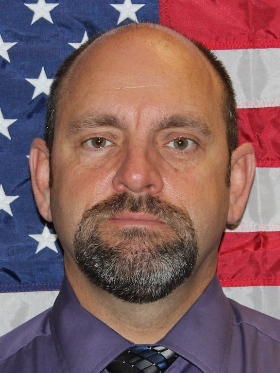 Detective Sgt. Richard Knox | Investigations | Tehama County Sheriff's Office
