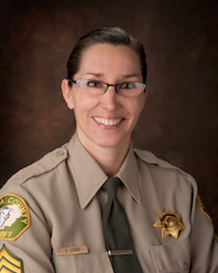 CO Sgt. Colleen Lewis | Jail Division | Tehama County Sheriff's Office