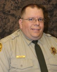 CO Sgt. Steven Becker | Jail Division | Tehama County Sheriff's Office