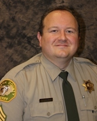 CO Sgt. Trevor Lindeman | Jail Division | Tehama County Sheriff's Office