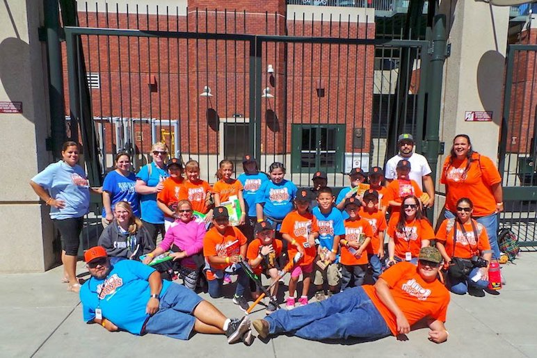 Junior Giants Baseball | PAL Programs | Tehama County Sheriff's Office