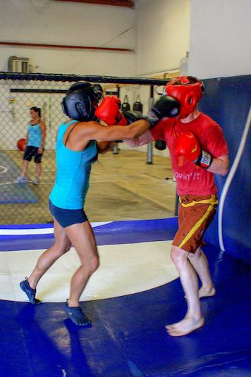 Mixed Martial Arts | PAL Programs | Tehama County Sheriff's Office