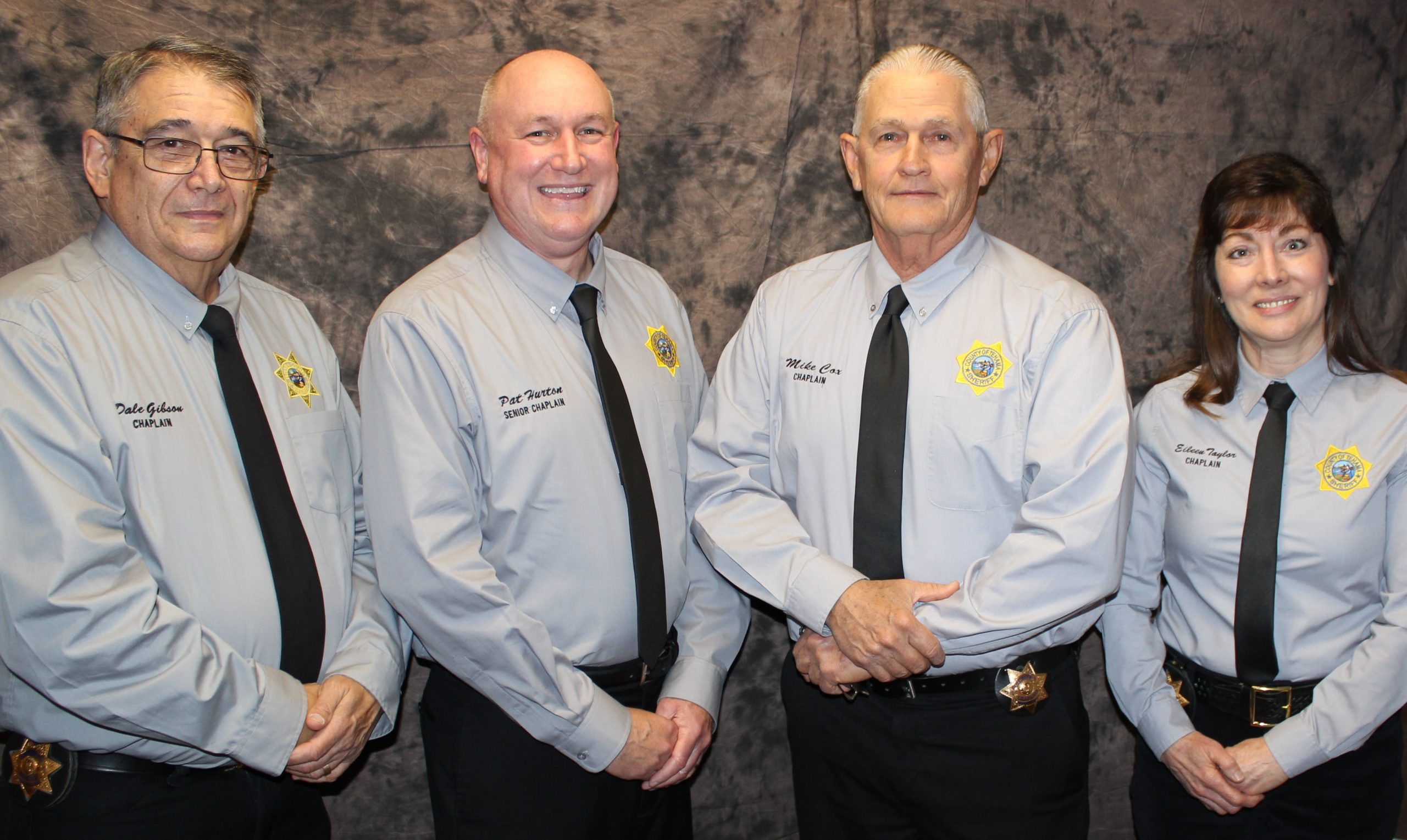Chaplain Corps | Administration | Tehama County Sheriff's Office